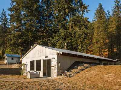 Nine Mile Falls WA Single Family Home For Sale: $449,000