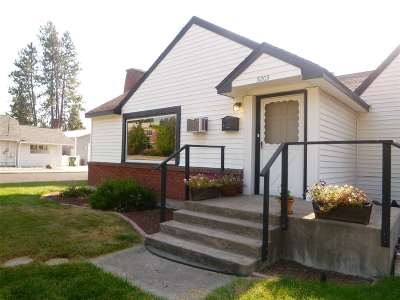 Single Family Home For Sale: 5203 N Driscoll Blvd