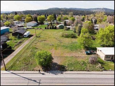 Spokane Valley Residential Lots & Land For Sale: 8322 E Broadway Ave