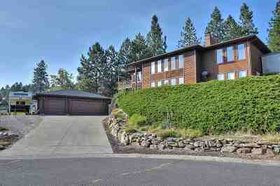 Otis Orchards WA Single Family Home For Sale: $394,900