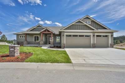 Spokane Single Family Home For Sale: 11313 E Flagstone Ln