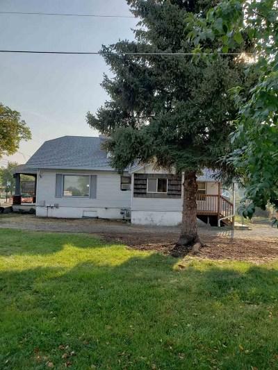 Spokane Single Family Home For Sale: 7906 E Broadway Ave #706 N El