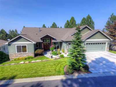 Spokane Single Family Home Ctg-Inspection: 4817 E Gleneagle Ln