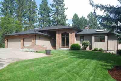 Spokane Valley Single Family Home Ctg-Inspection: 4702 S Bella Vista Dr