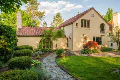 Spokane Single Family Home For Sale: 1815 S Upper Terrace Rd