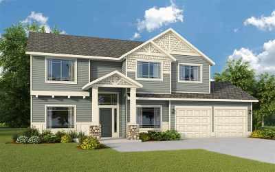 Spokane Valley Single Family Home Chg Price: 19423 E 11th Ave