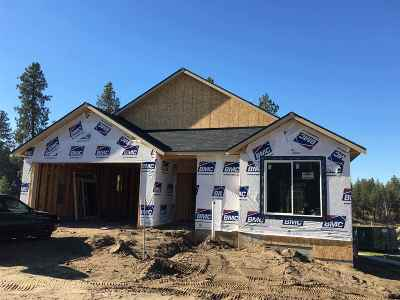 Spokane Valley Single Family Home For Sale: 2812 S Sonora Dr