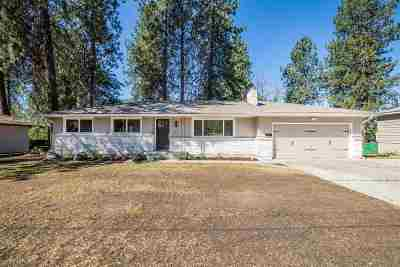 Spokane Single Family Home For Sale: 3921 W Indian Trail Rd