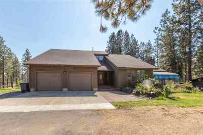 Spokane Single Family Home For Sale: 4715 W Richland Ln
