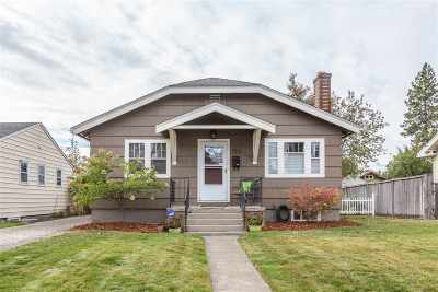 Single Family Home For Sale: 724 E 38th Ave