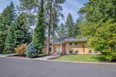 Spokane Single Family Home For Sale: 1622 W Pinehill Rd