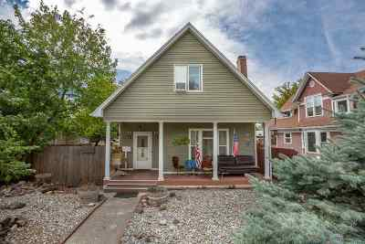 spokane Single Family Home For Sale: 723 W Spofford Ave