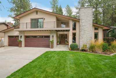 Spokane Single Family Home For Sale: 1216 W Elmwood Ct