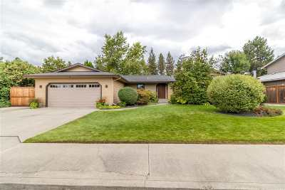 Spokane Single Family Home Ctg-Inspection: 5319 W Ridgecrest Dr