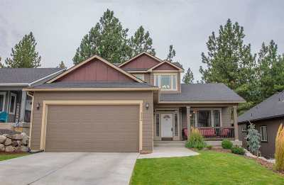 spokane Single Family Home New: 4526 S Ponderosa Ln