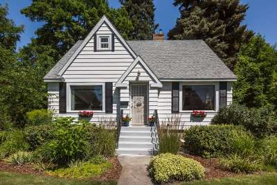 Single Family Home For Sale: 2216 W Milford Pl