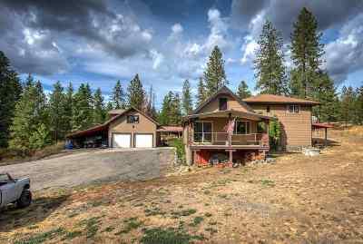 Elk Single Family Home For Sale: 412 Regal Rd