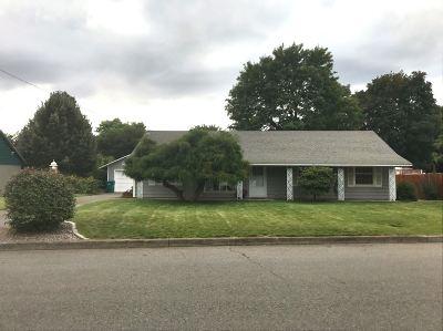Spokane Valley Single Family Home Ctg-Inspection: 13306 E 6th Ave