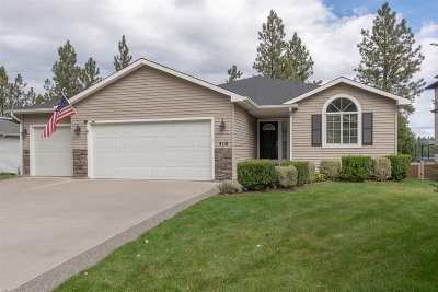 Spokane WA Single Family Home For Sale: $339,900