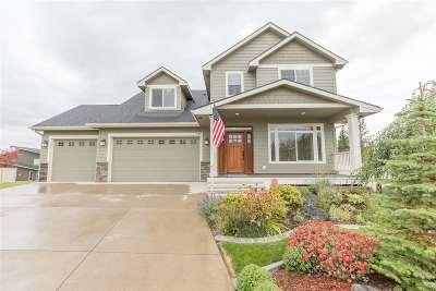 Spokane Single Family Home For Sale: 5911 S Amberstone Ct