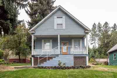 spokane Single Family Home New: 1618 E 18th Ave