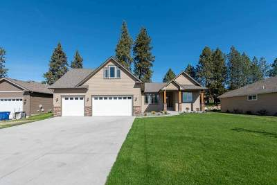 Spokane County Single Family Home For Sale: 9512 W Floyd Dr