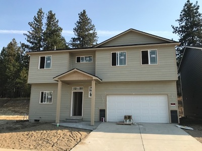 Spokane County Single Family Home Ctg-Inspection: 906 E Paske Rd