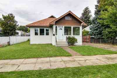 Single Family Home Ctg-Inspection: 4927 N Smith St