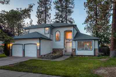 spokane Single Family Home New: 5812 W Excell Ave