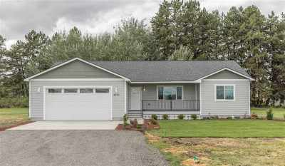 spokane Single Family Home New: 4608 S Grove Rd