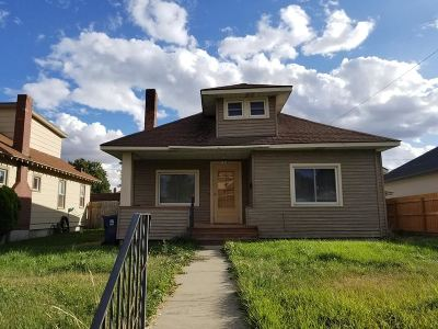Single Family Home Ctg-Inspection: 1634 E Wabash Ave