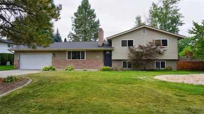 Spokane Single Family Home New: 11616 E Lenora Dr