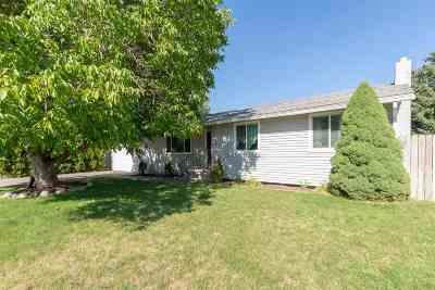 Otis Orchards Single Family Home For Sale: 4702 N Eva Rd