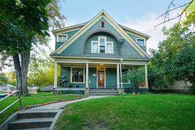 Spokane Multi Family Home Ctg-Inspection: 1028 W Augusta Ave #Investor