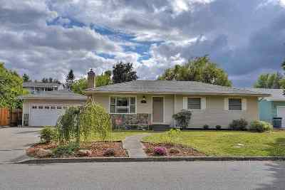 Spokane Valley Single Family Home Ctg-Inspection: 12018 E Frederick Ave