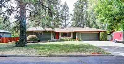 Spokane Single Family Home For Sale: 4504 S Magnolia St