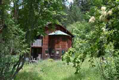 Single Family Home For Sale: 2584 H Bridgeman Rettinger Rd