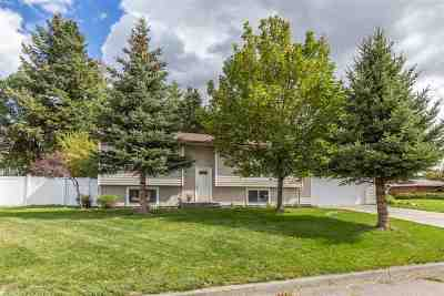 Spokane Valley Single Family Home Ctg-Inspection: 3317 S Wilbur Rd