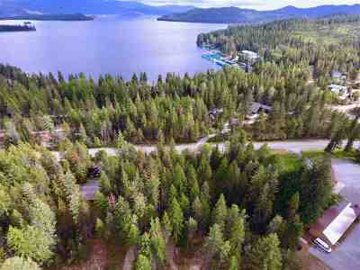 Priest Lake Residential Lots & Land For Sale: 1077 (Appx) Kalispell Bay Rd