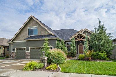 Spokane Single Family Home For Sale: 1620 N Rim View St