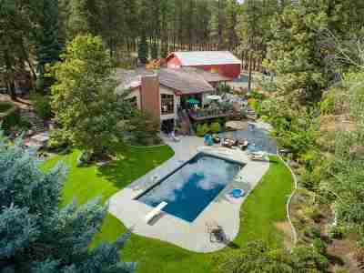 Liberty Lk Single Family Home New: 2711 N Idaho Rd
