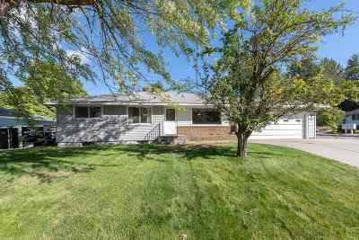 Spokane Valley Single Family Home For Sale: 10823 E 16th Ave