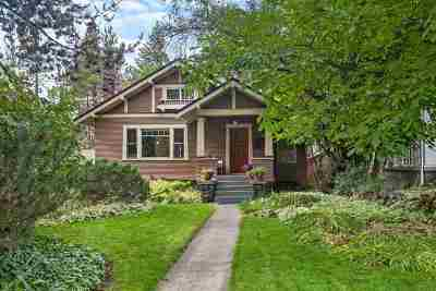 Spokane Single Family Home New: 1074 S Wall St
