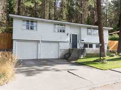 Spokane Single Family Home For Sale: 3034 W Excell Ave