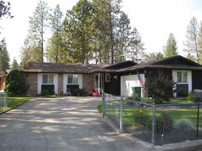 Spokane Single Family Home Ctg-Inspection: 11805 N Atlantic St