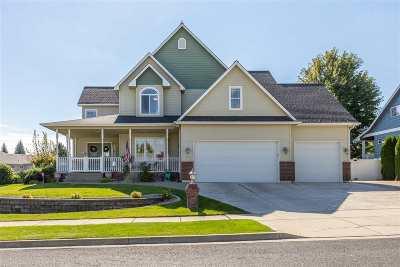 Spokane Single Family Home New: 2405 W Rainier Ct