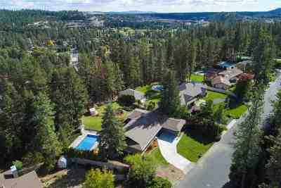 Spokane Single Family Home New: 15024 N Edencrest Dr