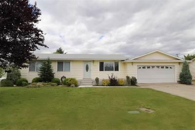 Spokane Valley WA Single Family Home Ctg-Inspection: $259,000