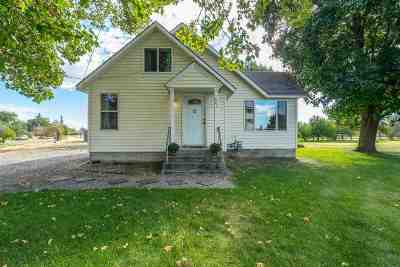 Spokane Valley Single Family Home New: 602 N Conklin Rd