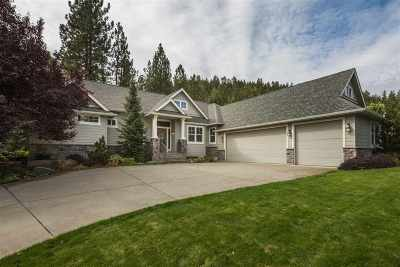 Spokane Single Family Home For Sale: 11508 N Golden Pond Ln
